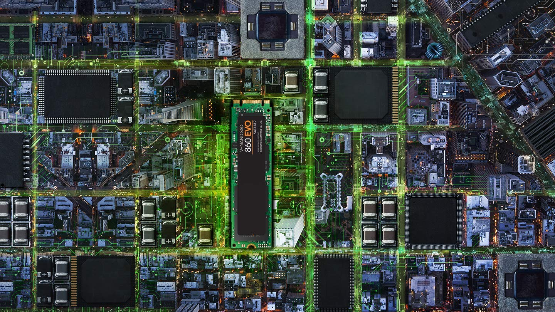 Samsung 860 EVO M.2 1 TB