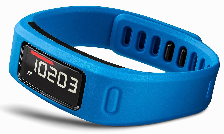 Garmin v%C3%ADvofit Fitness Band Blue Image 2