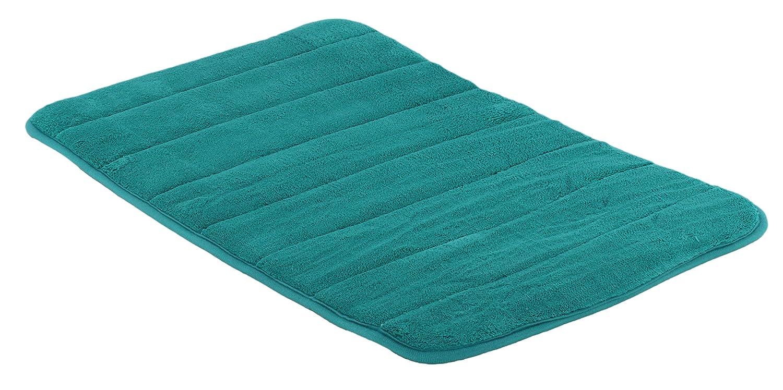 Questi Tappetino da bagno bagno Tep pisch Tappetino da bagno di dimensioni: 40X 60disponibile nei colori: Antracite, Verde, Acquamarina–Brand sseller, acquamarina, 40 x 60 cm brandsseller