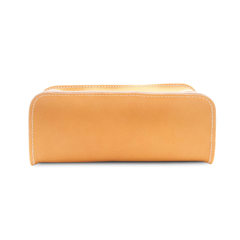 Fabricado en grandes Alemania grandes en estuche – Estuche Austin de piel en color marrón de theiel Muñeco 42eff6