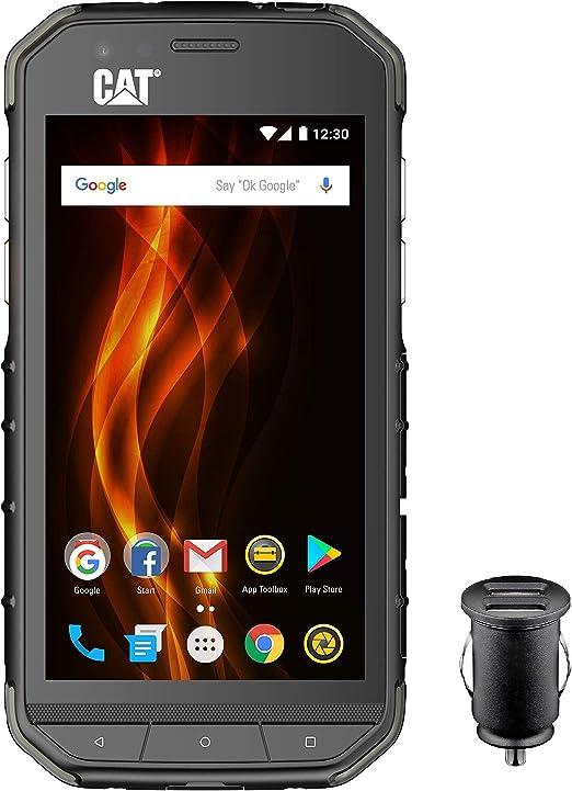 Cat S31 Dual Sim Smartphone 4 7 Inchexpandable To 128 Elektronik