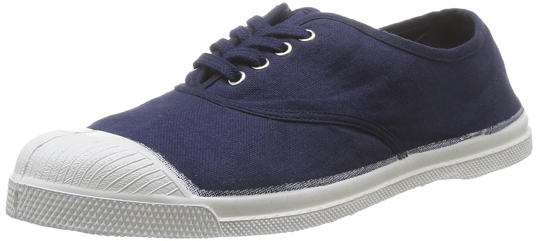 Bensimon Tennis Elastique, Damen Sneaker Blau Bleu (Marine 516) 40