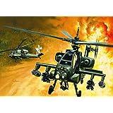 Italeri - I159 - Maquette - Aviation - AH-64 Apache - Echelle 1:72