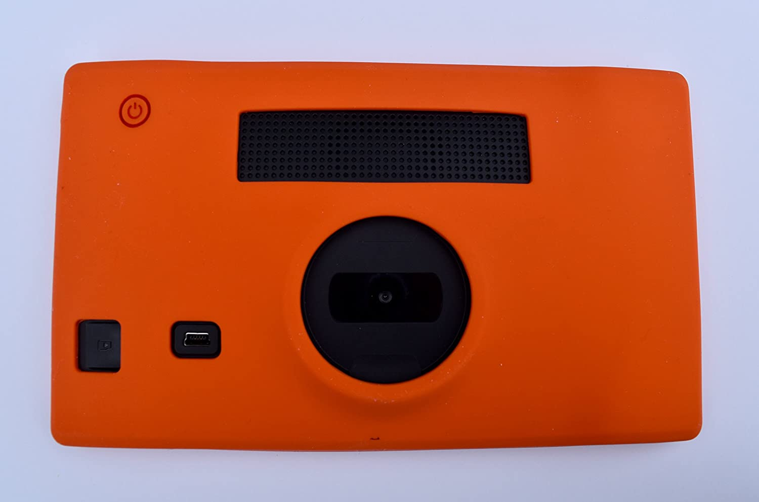 ORANGE HUNTPROOF PROTECTIVE CASE WITH SCREEN PROTECTOR FOR GARMIN DRIVETRACK 70 The Buzzard/'s Roost