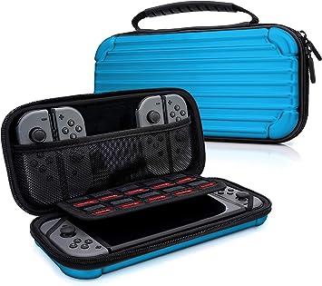 MyGadget Funda para Nintendo Switch - Estuche de Viaje Rígido ...