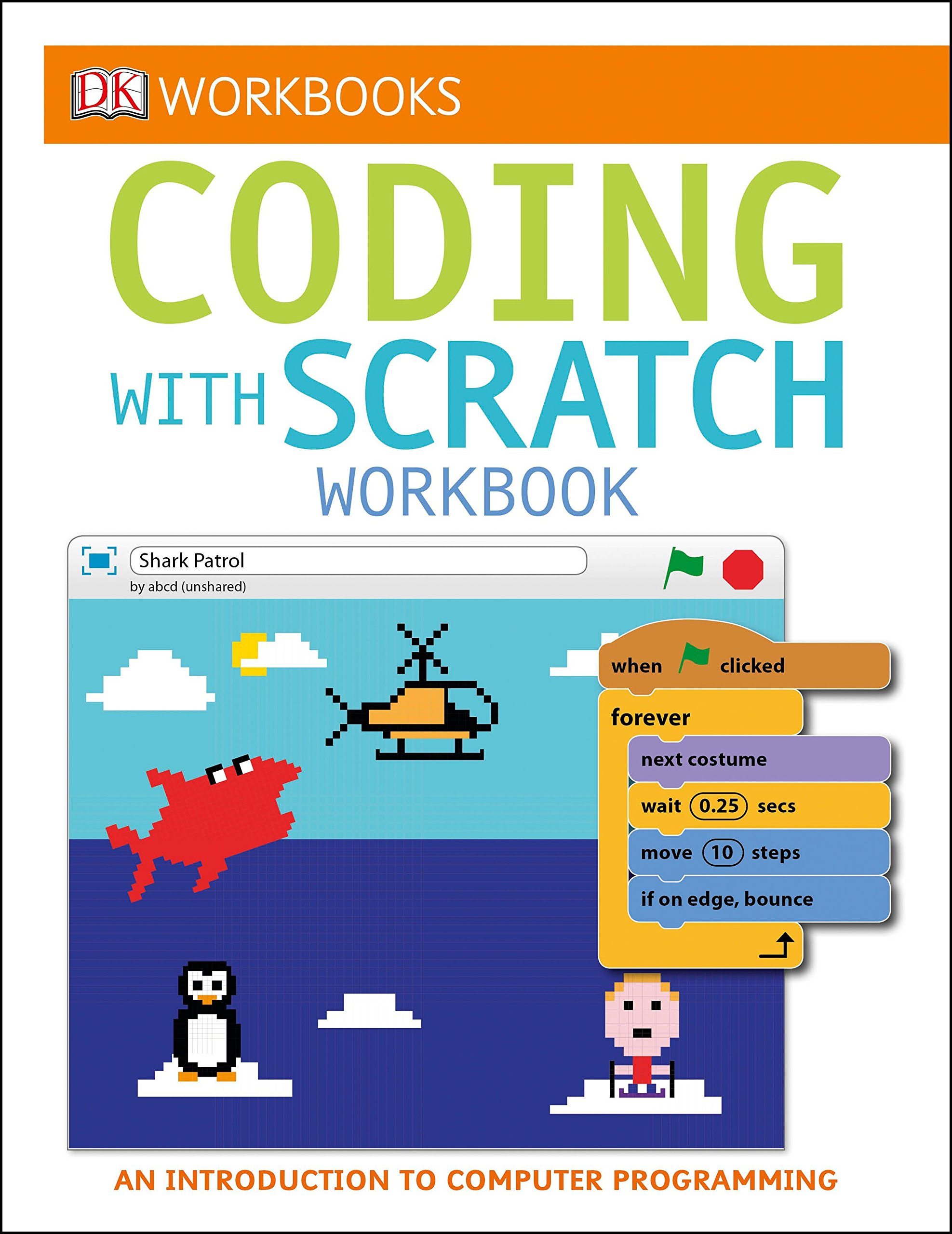 DK Workbooks Coding Scratch Workbook