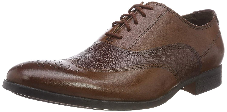 TALLA 41 EU. Clarks Gilmore Wing, Zapatos de Cordones Brogue para Hombre