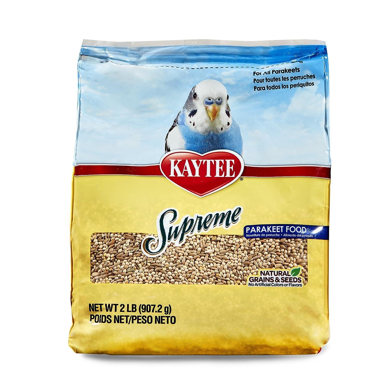 (0.9kg) Kaytee Supreme Bird Food for Parakeets
