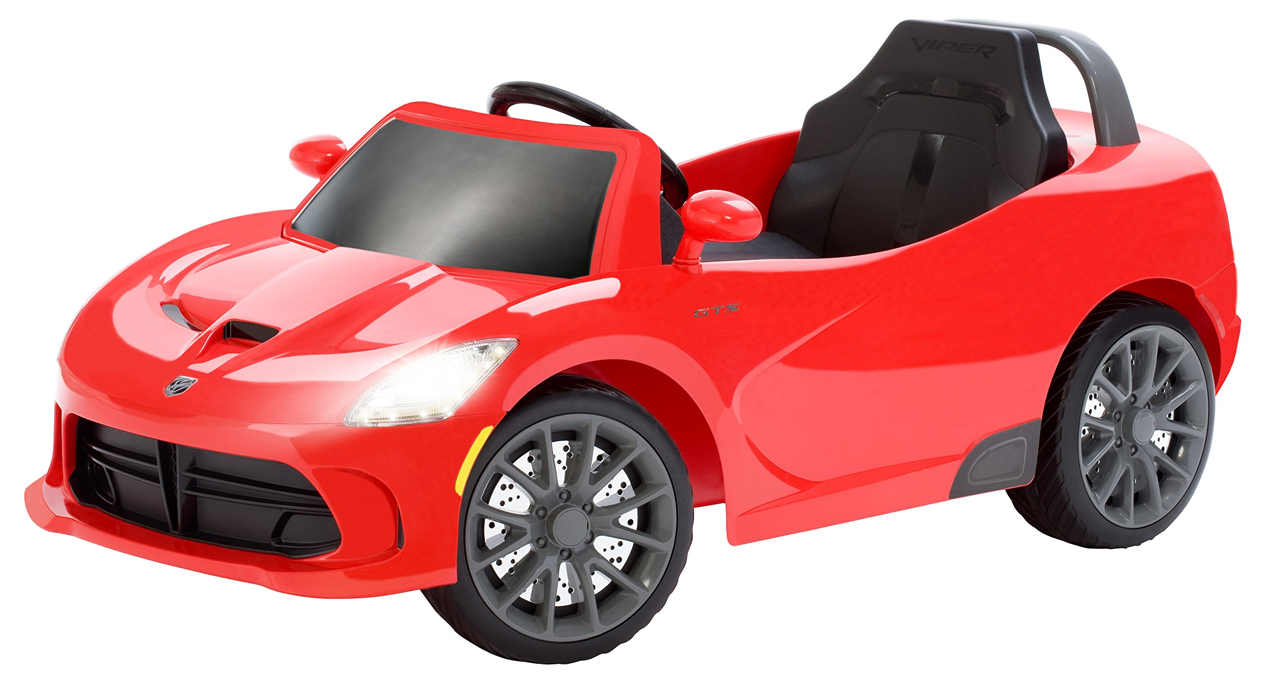 Kid Trax Dodge Viper SRT 6V Ride On by Kid Trax