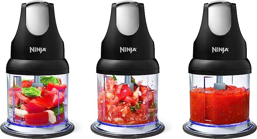 Amazon.com: Ninja Food Chopper Express Chop con 200 vatios ...