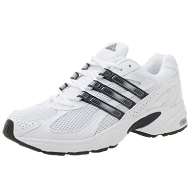 sports shoes 078dd 0b6a8 Adidas Mens Fortitude 2 Running Shoe,RunnwhtDpspRunwht,11.5 M