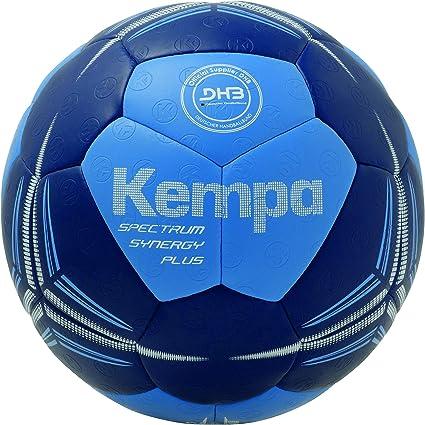 Kempa Spectrum Synergy Plus Balón de Juego, Unisex, Azul (Profundo ...