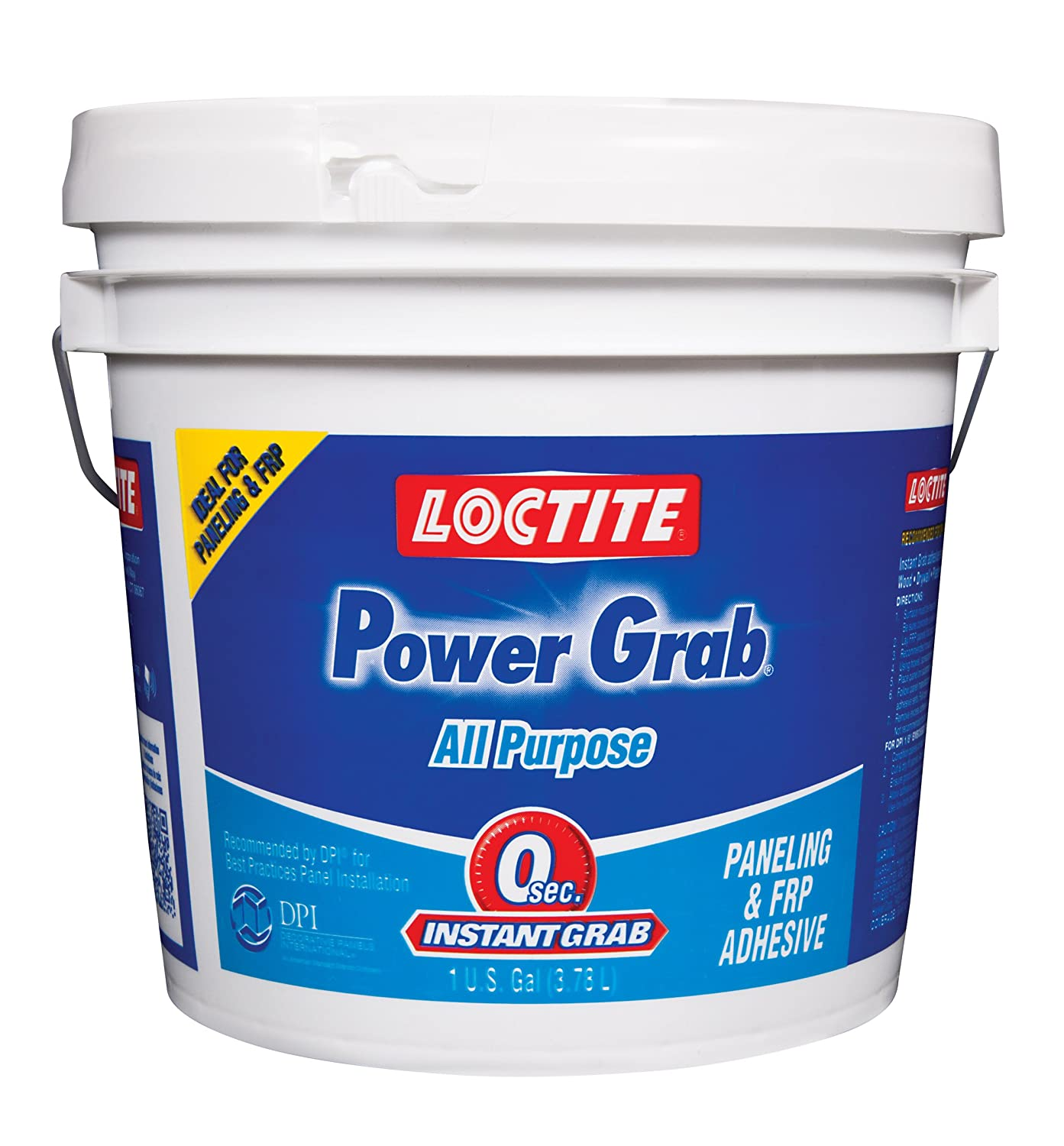 Loctite Power Grab Express All Purpose Construction Adhesive, 3 Ounce Squeeze Tube (2031710) Henkel/osi Sealants
