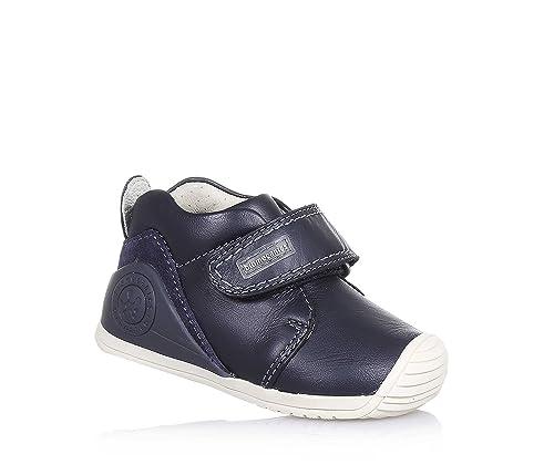 el más nuevo 625eb 38766 BIOMECANICS - Zapato azul de cuero, específica para el gateo ...