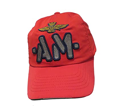 Aeronautica Militare Cappello da Baseball HA986 0e9ee6c50f1f