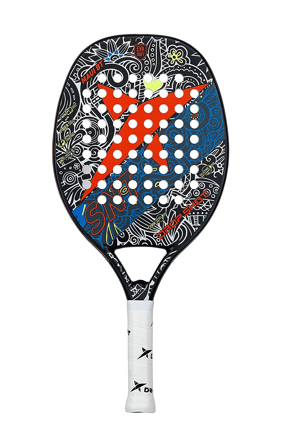 Amazon.com: Drop Shot Maui BT - Pala de tenis de playa ...