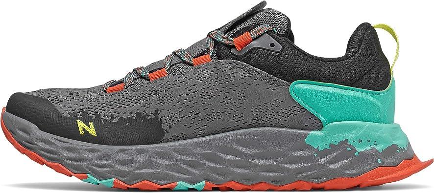 New Balance Hierro V5 Fresh Foam, Zapatillas de Trail Running para Hombre, Guía de la Lana de Combate, 42.5 EU: Amazon.es: Zapatos y complementos