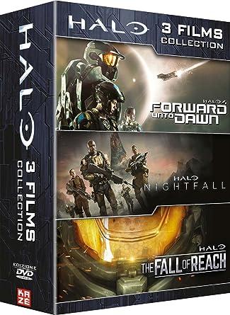 Amazon Com Halo Forward Unto Dawn Nightfall The Fall Of Reach 3 Dvd Import Italien Movies Tv