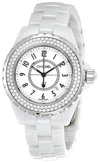 Chanel H0967 - Reloj de pulsera mujer, cerámica