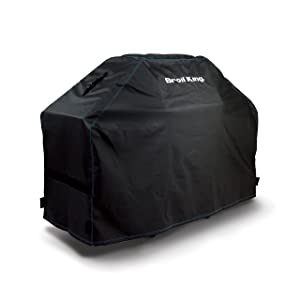 Broil King 68488 Heavy-Duty PVC Polyester Grill Cover