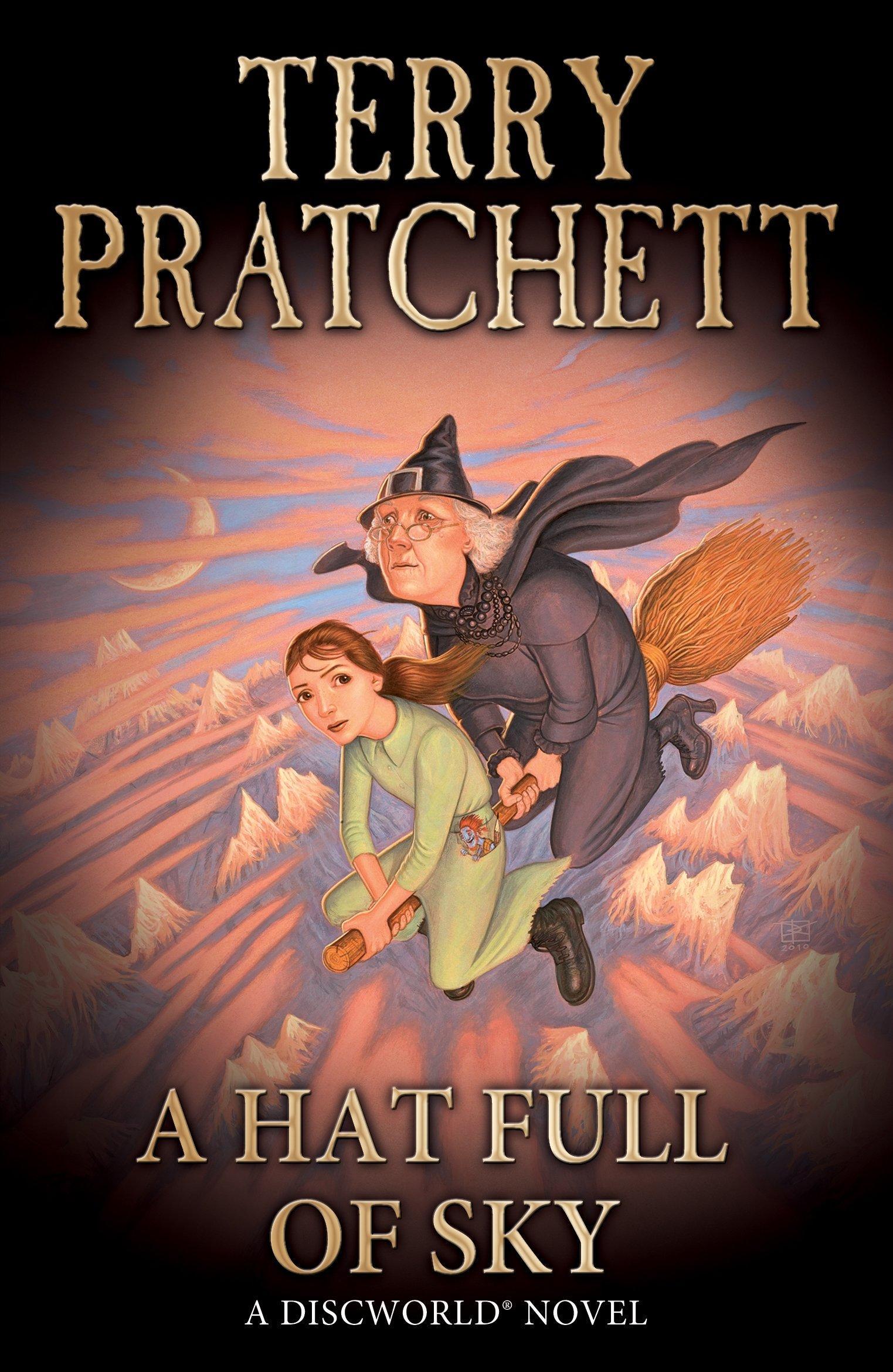 A Hat Full of Sky (Discworld Novels, Band 32)