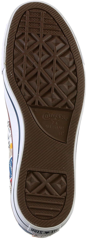 Converse Chuck Unisex Taylor All Star Ox, Unisex Chuck Erwachsene Sneaker bunt f97e70