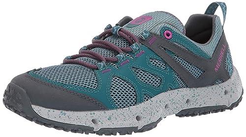 Merrell Hydrotrekker, Zapatillas Impermeables para Mujer: Amazon.es: Zapatos y complementos