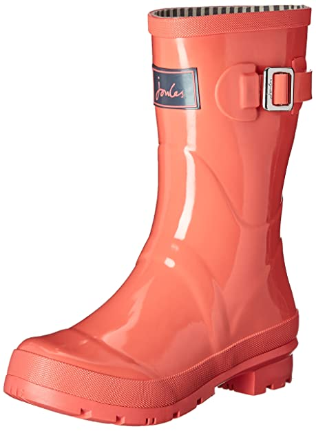 Welly Gloss esZapatos Joules Coral Soft 5Amazon Size Y Kelly POkwn0
