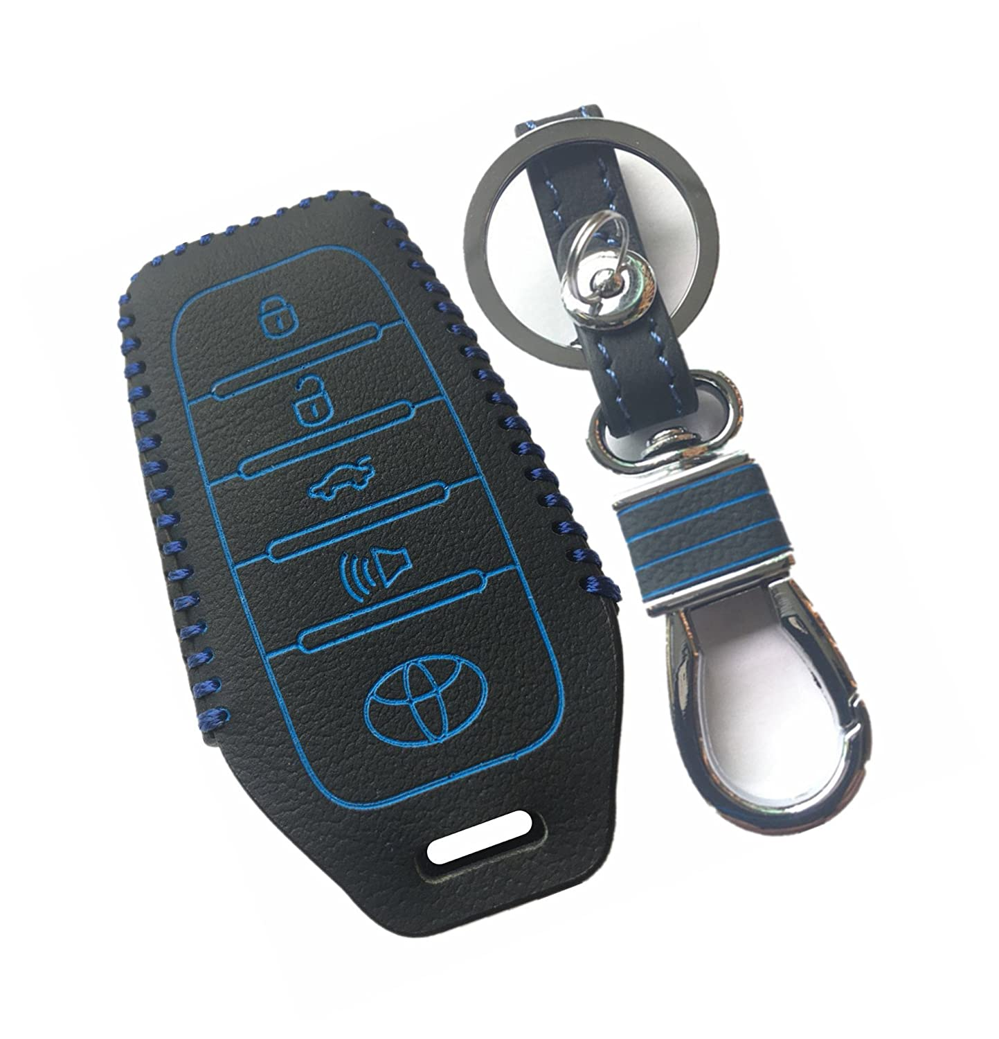 2017 toyota highlander key fob replacement