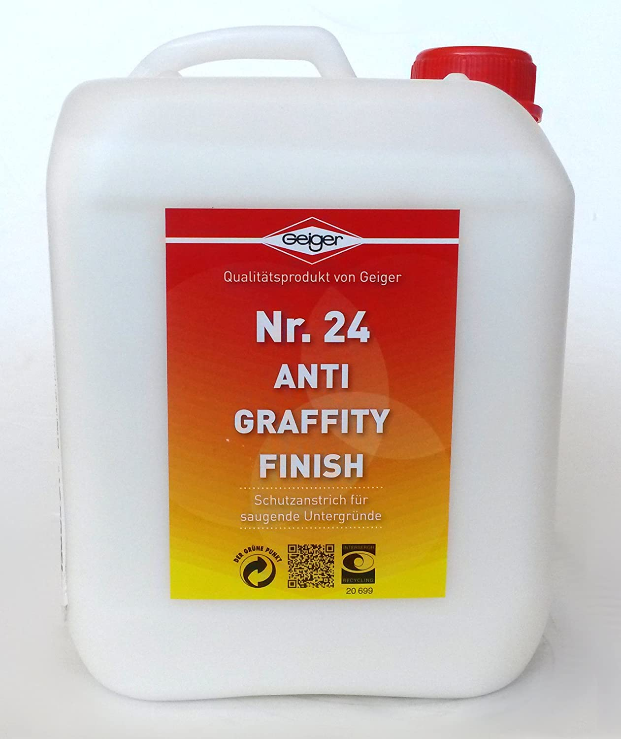 Geiger Anti Graffity Finish Graffiti 5 L
