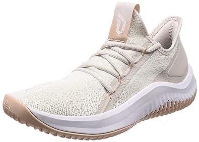 new arrival 507f8 16a8c adidas Dame D.o.l.l.a. Chaussures de Basketball Homme, Noir  (CblackCarbonLgsogr 000