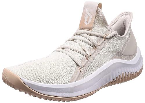 premium selection 77005 31975 adidas Mens Dame D.o.l.l.a. Basketball Shoes, Black (CblackCarbonLgsogr  000)