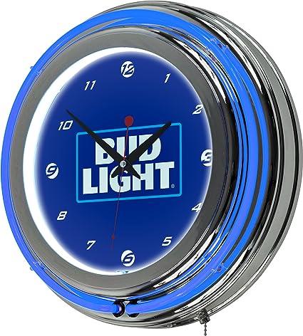 "Bud Light Lime 14/"" Round Metal Sign"