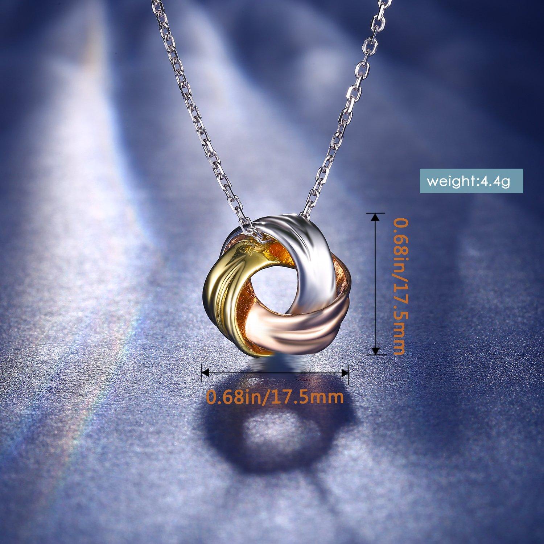 'Chaîne –, argent 925, J. Rosée–Collier Pendentif Bijoux