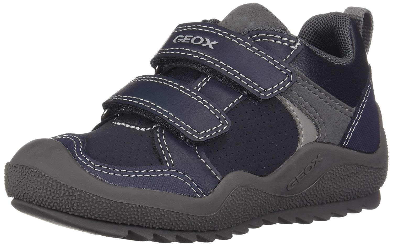 e12c9311258a8 Amazon.com | Geox Kids' Artach Boy 1 Rugged Sneaker | Sneakers