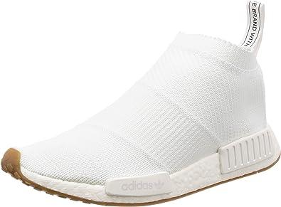 adidas NMD City Sock CS1 PK Primeknit White Gum WhiteGum