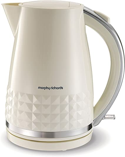 Morphy Richards Jug Kettle Dimensions 108262 Cream Electric Kettle