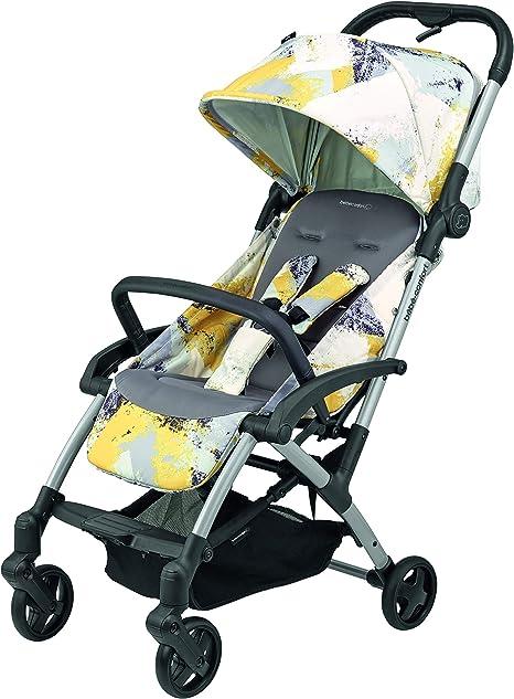 Opinión sobre Bébé Confort Laika - Cochecito ligero, compacto, reclinable, plegable con una sola mano, 0 meses - 3,5 años, color amarillo urbano
