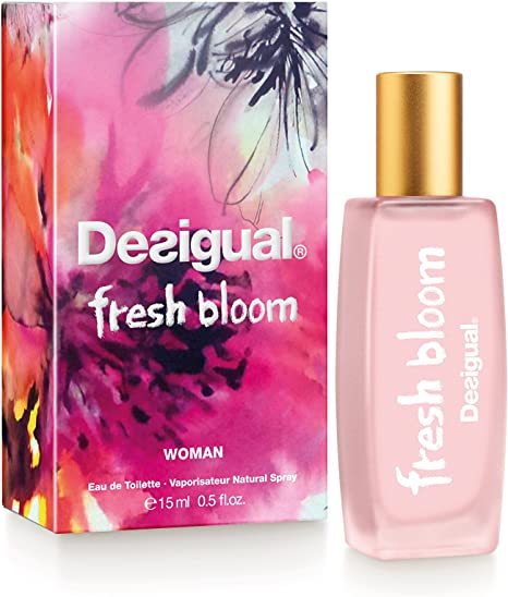 Desigual Profumo Eau de Toilette Fresh Bloom 15 ml