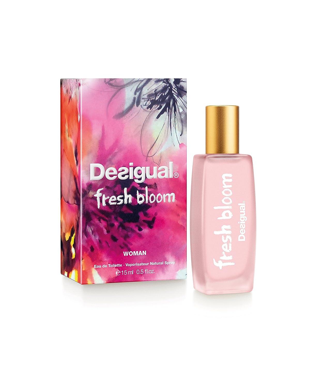 Desigual Fresh Bloom, Agua de tocador para mujeres - 50 ml.: Amazon.es: Belleza