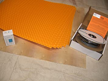 Ditra Heated Floor Kits Floor Matttroy