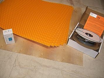 Ditra Heated Floor Kits Floor Matttroy