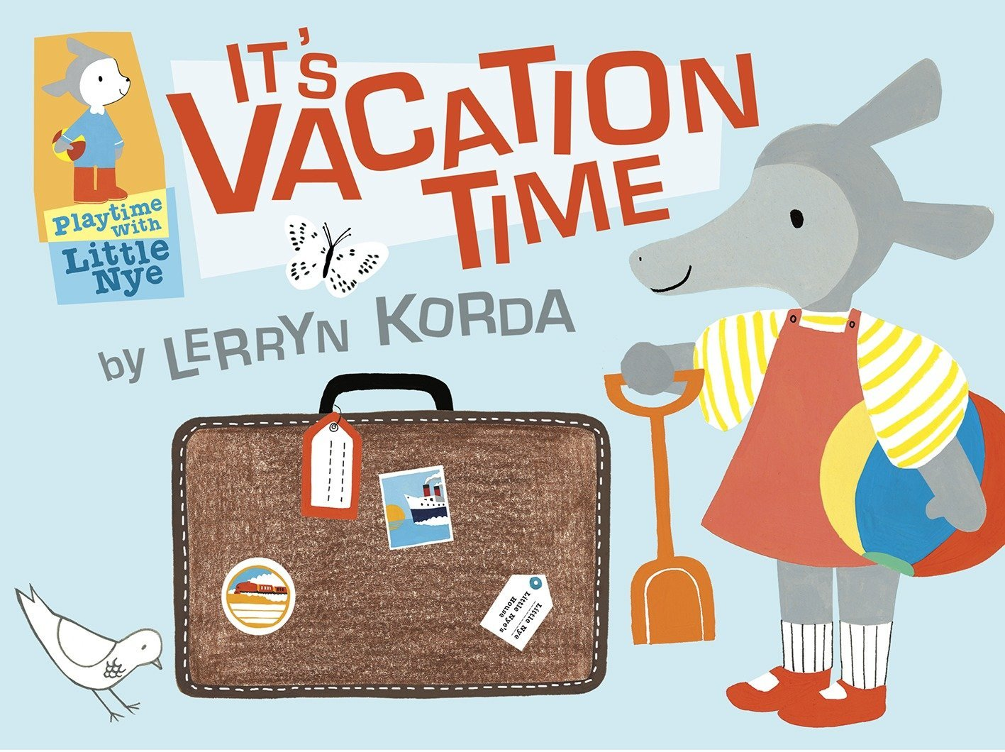 It's Vacation Time by Lerryn Koda