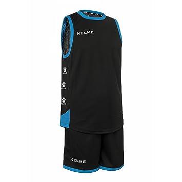 KELME 80803 Conjunto Equipaciones de Baloncesto, Hombre: Amazon.es ...