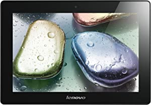 Lenovo Ideatab S6000 10.1-Inch 16GB Tablet (Black)