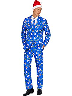 Amazon.com: OFFSTREAM trajes feos de Navidad para Hombres en ...