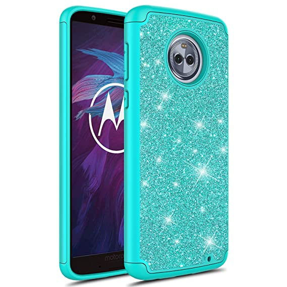sale retailer cabb3 0c058 Moto G6 Plus Case, Moto G Plus (6th Generation) case,Moto G6+ Case, Torryka  Luxury Design Women Girls Lady Anti Scratch Protective Shockproof Cover ...