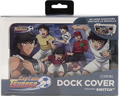 Oferta amazon: Captain Tsubasa - Dock Cover Elementary School (Nintendo Switch)