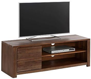 Tv Board Hifi Bank Lowboard Fernsehtisch Fernsehschrank Landhaus