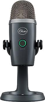 Blue Yeti Nano Premium USB Microphone